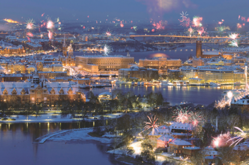 new year in stockholm